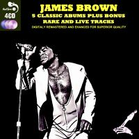Living In America av James Brown