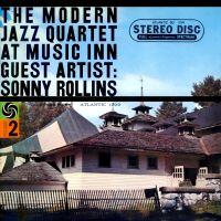 The modern jazz quartet at music inn volume 2 57635b02c782f