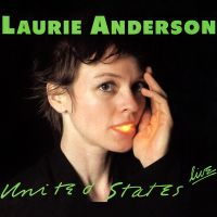 The Lake av Laurie Anderson
