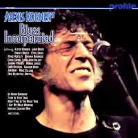 Back At The Chicken Shack av Alexis Korner's Blues Incorporated