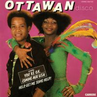 Hands Up av Ottawan